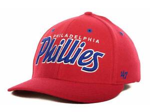 timeless design 53863 d77dd Image is loading Philadelphia-Phillies-Men-039-s-039-47-Brand-