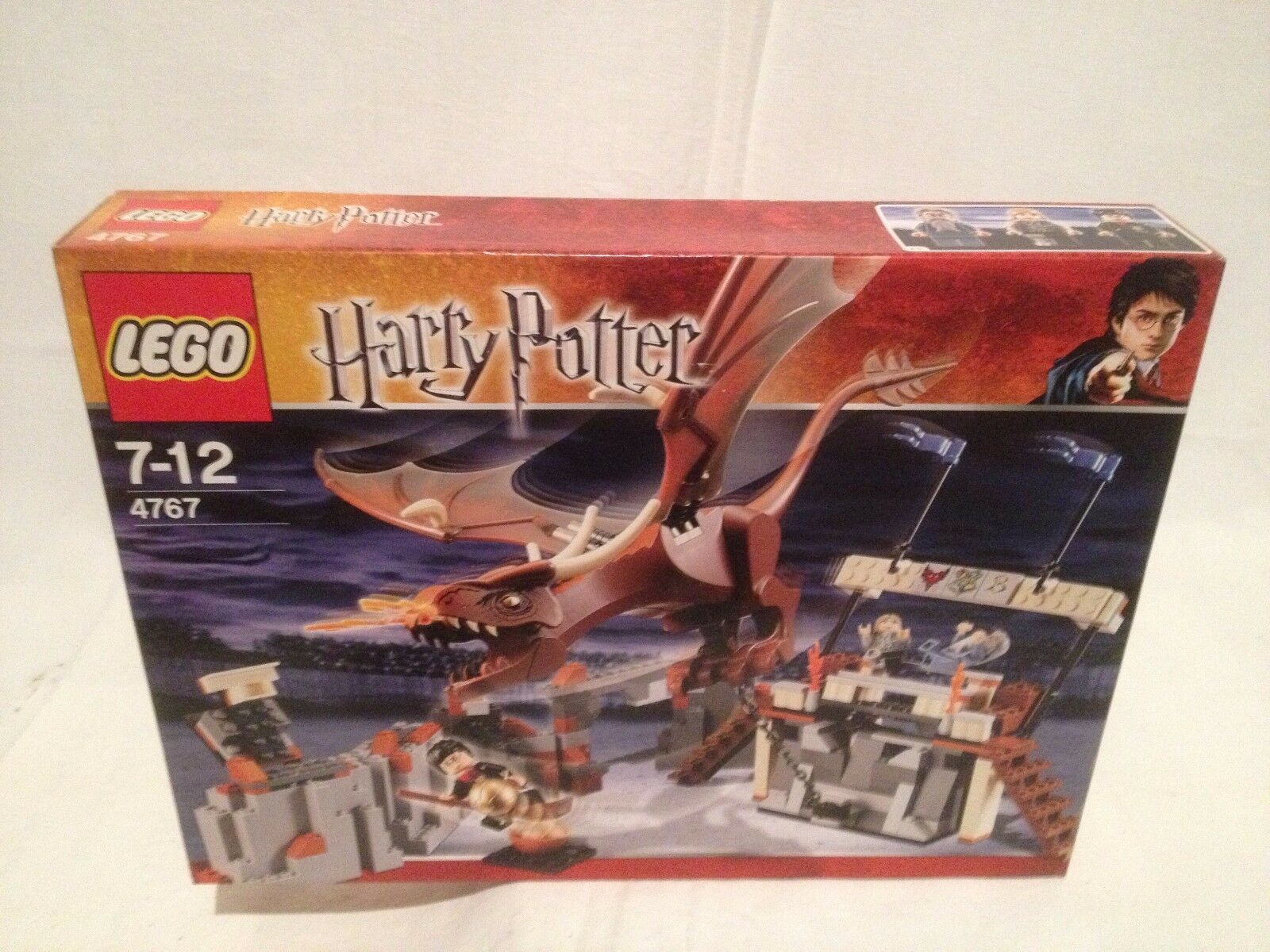Lego Harry Potter 4767 Hungarian Horntail  NEUF 1 édition