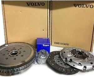 Genuine-Volvo-Clutch-kit-Dual-Mass-Flywheel-Control-Cylinder-D5-S60-S80-XC90-XC