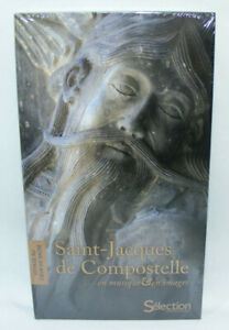 Livre DVD CD Voyage au Coeur du Sacré SAINT-JACQUES de COMPOSTELLE musique image