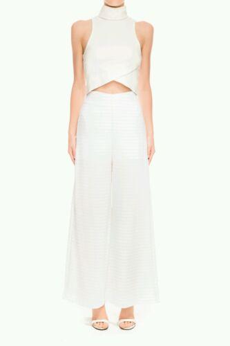 Etiket Femte Pant Small Retails Hvide Baggade Size 105 Ny Kvinders B45qxw7xR
