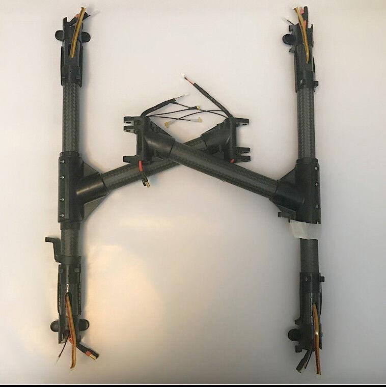 1 pares DJI Inspire 1 V2.0 Pro Kit de componentes de brazo parcial (izquierda y derecha)