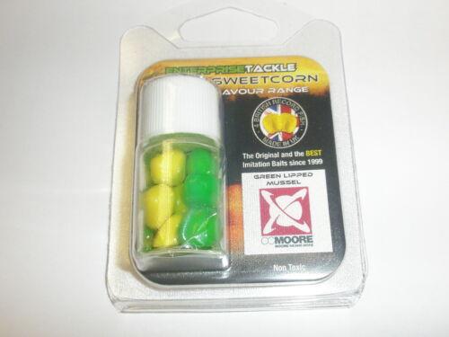 Enterprise Süßkorn cc Moore Glm Grün Gelb Angelausrüstung