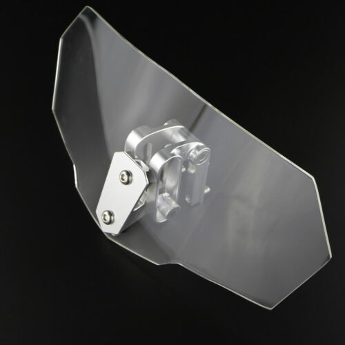 Windscreen Deflector Adjustable Windshield Screen For BMW R100 CS GS RS R1100R