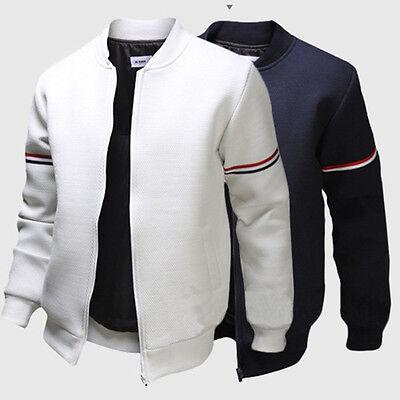 2016 Hot Men's Slim collar jackets fashion jacket Tops Casual coat outerwear