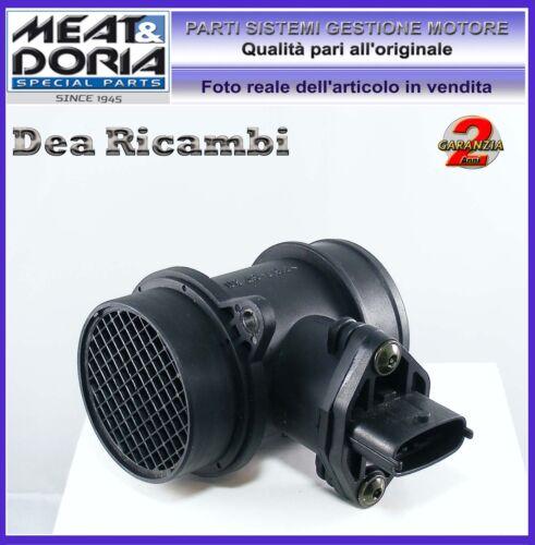 FIAT IDEA 1300 1.3 Kw 75 JTD dal 2004 86088//1 Debimetro Misuratore Aria />
