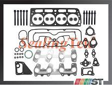 98-03 GM 2200 OHV Engine Head Gasket Set + Bolts LN2 L43 Vortec engine motor kit