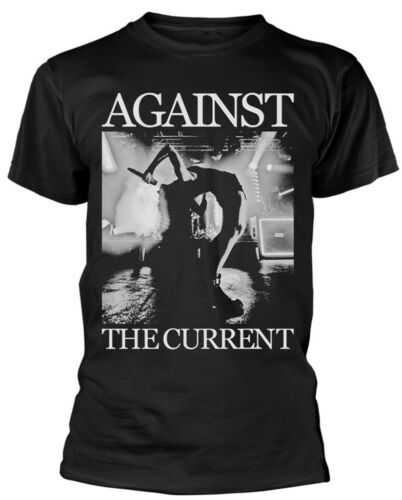 NEW /& OFFICIAL! Against The Current /'Back Bend/' T-Shirt