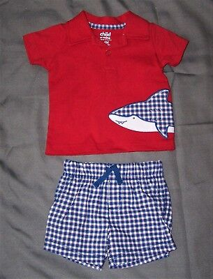 Pinkfong Baby Shark Boys Caped T-Shirt and French Terry Shorts Set
