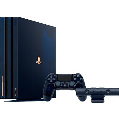 SONY PLAYSTATION 4 PRO 2TB - 500 MILLION LIMITED EDITION dt. NEU in OVP !!