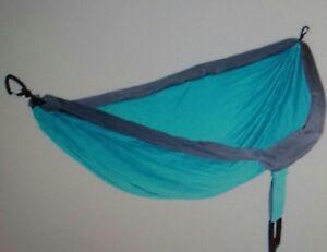 Camping Hamac- Portable Hamac- doux Fort Respirant Parachute Rp £ 69-afficher le titre d`origine kzF1vljd-07204611-943385556