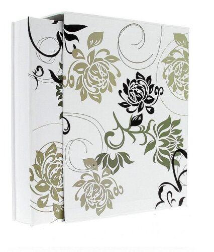 foto libro de chatarra hecho a mano Bemece Álbum De Fotos Scrapbook con 80 páginas 12x8 pulgadas