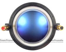 High Quality Aftermarket Diaphragm for B&C DE800 8 ohm blue Ttanium Diaphragm