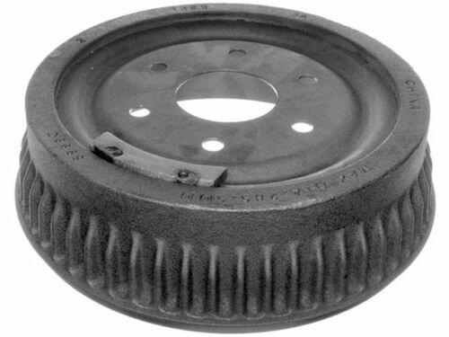 For 1992-2000 GMC Yukon Brake Drum Rear AC Delco 33375JM 1993 1994 1995 1996
