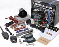 Compustar Cs7502-as 2-way Remote Car Starter & Alarm System (replaced Cs7102-as) on sale