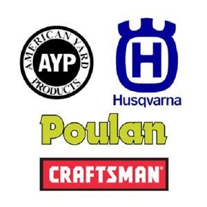 AYP Sears Husqvarna Jonsered OEM SCREW part# 817060408