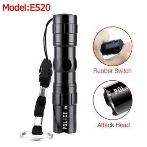 900000LM XHP50 LED Super Bright Zoomable Lighting Lamp Waterproof Flashlight PT
