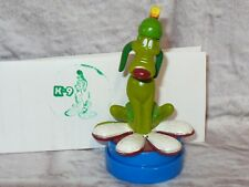 Looney Tunes Marvin the Martian Figure 35mm Water Snow Globe Sparkler NEW UNUSED