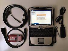 GENUINE MAZDA IDS VCM Diagnostic Scanner Kit Dealer Scan Flash Tool Module