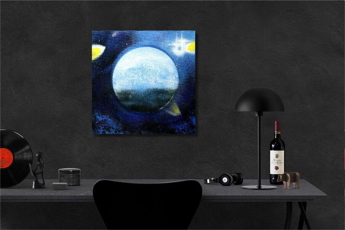 Direkt vom Künstler handgemaltes Wandbild Abstrakt Abstrakt Abstrakt  Art Nr. 732 be2a0e