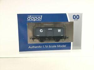 Dapol-4F-030-013-OO-Gauge-GWR-16t-Steel-Mineral-Wagon-18623