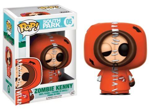 Zombie Kenny South Park TV Show POP! Southpark #05 Vinyl Figur Funko