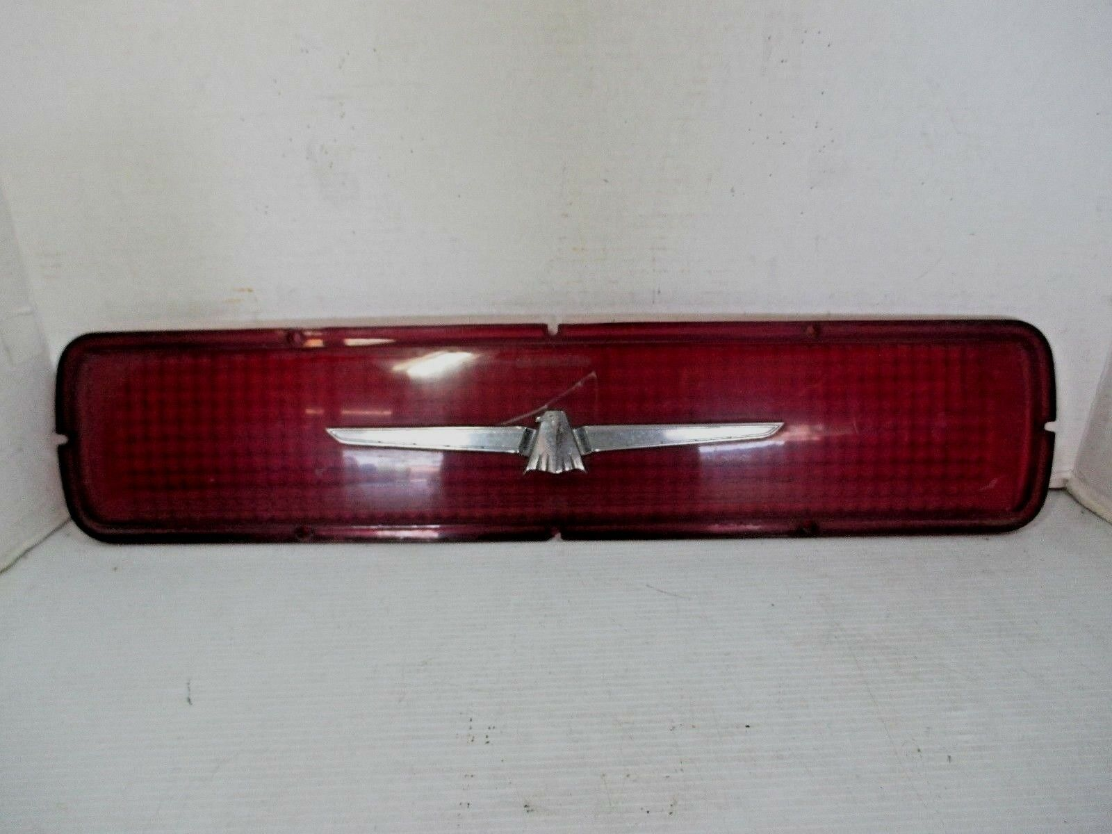 Vintage 1964 Ford Thunderbird Tail Light Lenses Nos Ebay Norton Secured Powered By Verisign
