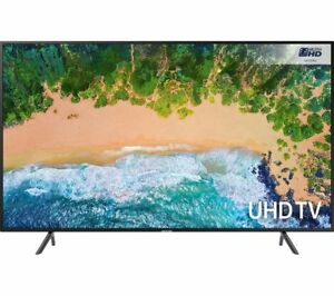 Samsung-UE75NU7100-75-034-4K-Ultra-HD-HDR-LED-LCD-Smart-TV-Black-with-Warranty