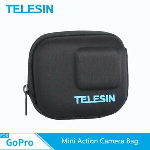 TELESIN-Mini-Portable-Storage-Carry-Bag-Case-For-GoPro-Hero-8-7-6-Action-Camera