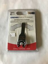 "New Dremel Multi Max MM411 3//8"" Wood Flush Cut Blade"