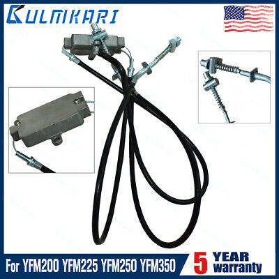 Front Brake Cables for Yamaha Moto 4 225 1986-1988 Repl.#52H-26361-00-00