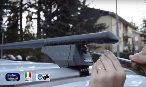 Portabagagli Mitsubishi Outlander 2012/> Portapacchi Barre Portatutto  Auto