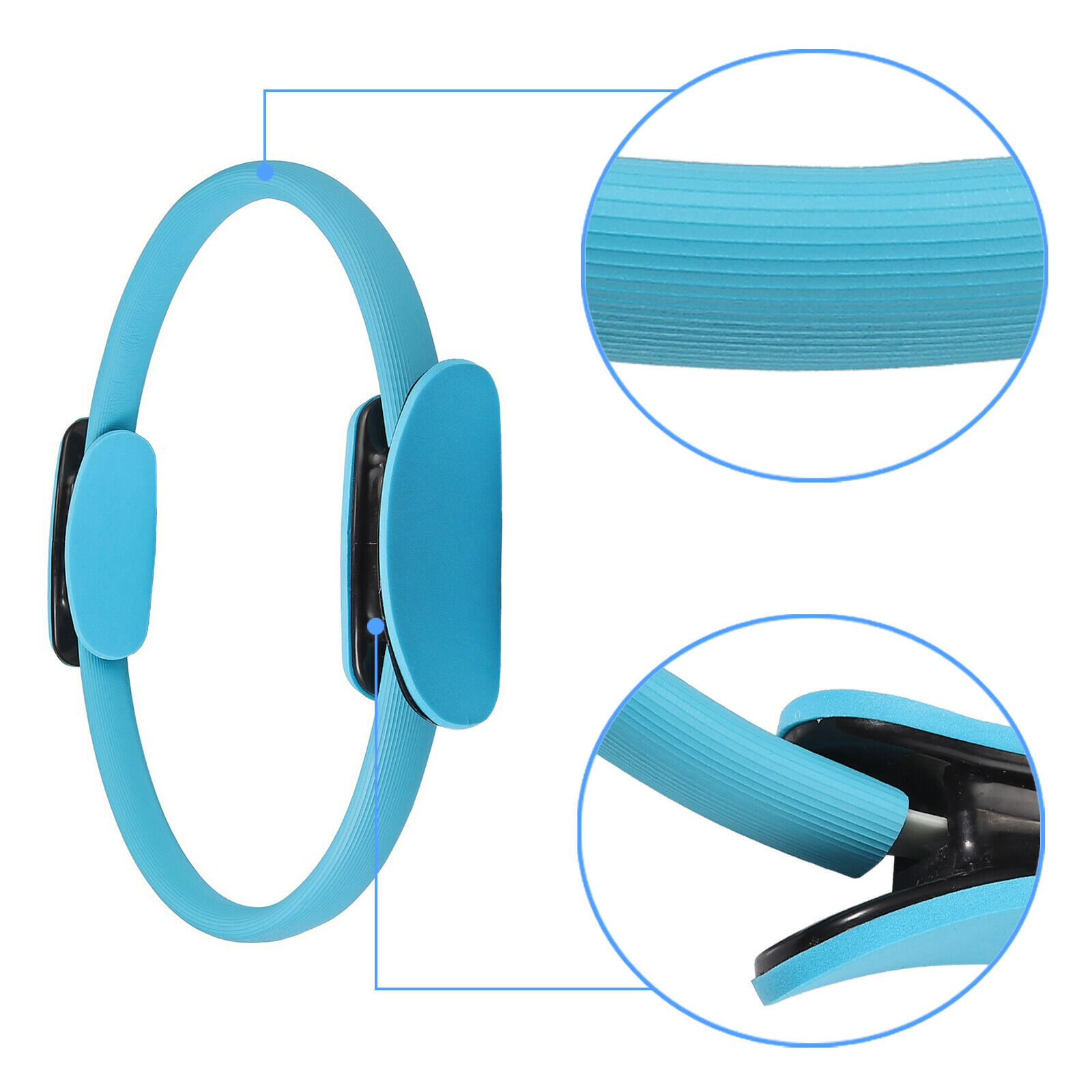Pilates Anillo Ring fitness circle magic y resistance exercise yoga accessories