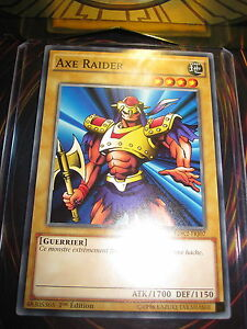 Axe Raider LDK2-FRJ07 Yu-gi-oh