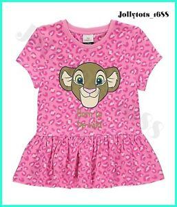 Disney The Lion King Simba Newborn Baby T-shirt Toddler Graphic Tee Infant Vest