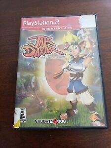 Jak-and-Daxter-The-Precursor-Legacy-Playstation-2-PS2-no-manual