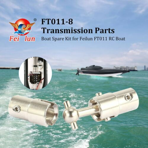 Feilun FT011-8 Metal Transmission Boat Spare Part Kit for FT011 RC BoaW