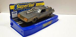 Slot-SCX-Scalextric-Superslot-H3983-Ford-XB-Falcon-Matte-Black