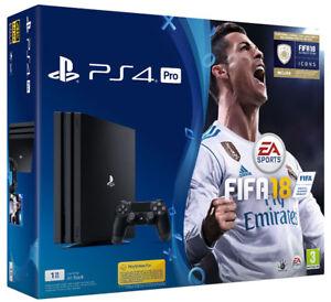 Playstation-4-PS4-Pro-1TB-Console-FIFA-18-PS-Plus-14-Days-Bundle