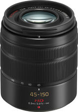 Open-Box: Panasonic - Lumix G Vario 45-150mm f/4.0-5.6 ASPH. Mega O.I.S. Zo