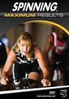 Spinning MAXIMUM Results Indoor Cycling DVD - Multicoloured