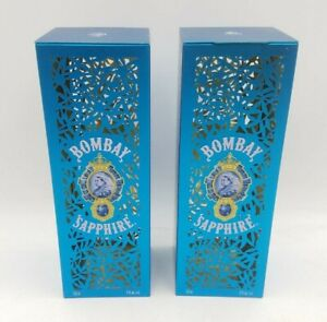 Bombay Sapphire Gin Metal Cage//Tin with lid