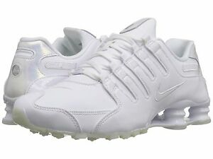 official photos ebaa6 4e374 Details about Women's Nike Shox NZ EU Running Shoes