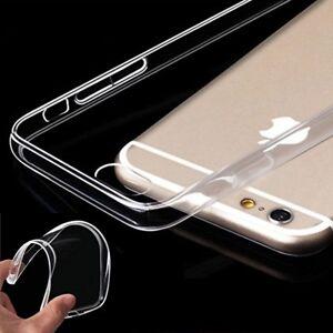 Case-iphone-8-8S-mit-4-7-034-TPU-0-3mm-duenn-flexibel-cover-backcover-Huelle-klar