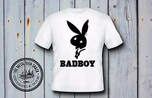 Bad-Boy-T-Shirt-Men-039-s-Funny-Humorous-Gift-Present-32