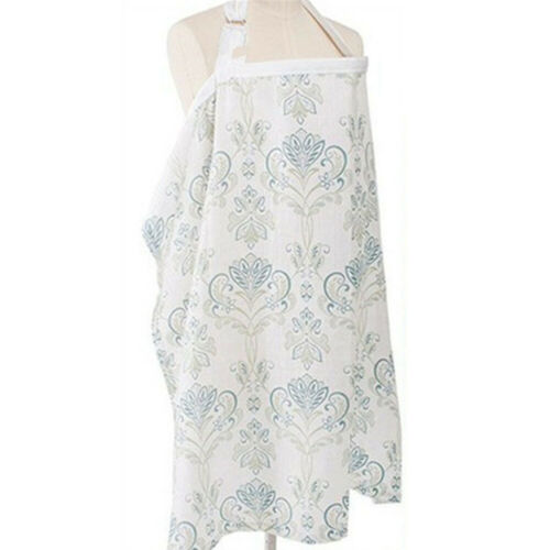 3 in 1 Generous Nursing Cover Maternity Breastfeeding Blanket Baby Cotton