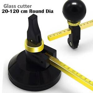 40cm For Glass Suction Cup Circle Cutter Compasses Hand Tools Metal Home Durable