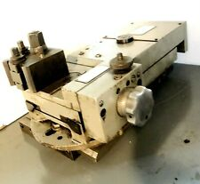 Duplomatic Filematic Model Fil50 Threading Attachment With Qc Tool Post
