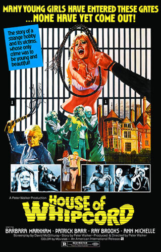 Movie Poster House of Whipcord 1974