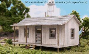 Blair-Line-076-Company-House-Arbeiterhaus-N-1-160-Laser-Cut-Holz-Bausatz